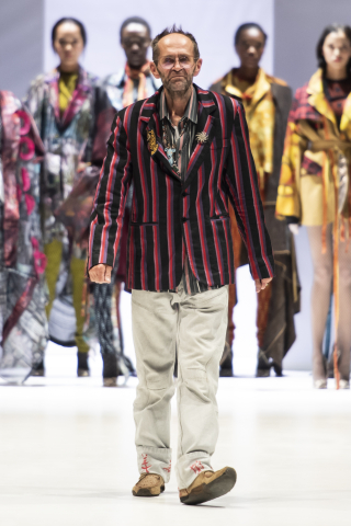 Clive Rundle AW19-20